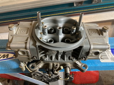 750 Braswell alky carb plus jet kit