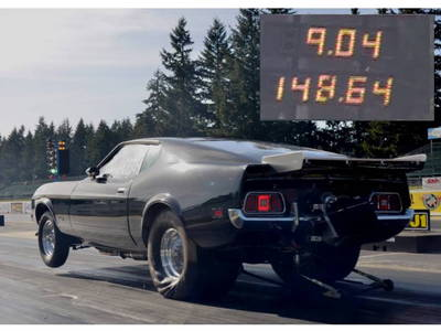 71 Mustang Comp/Roller