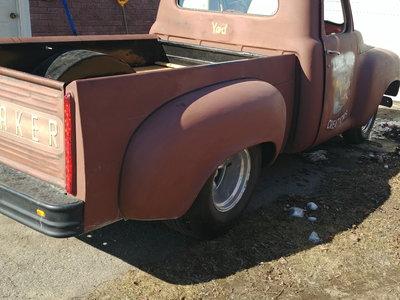 Studebaker Pickup Pro Street 1950 Roller