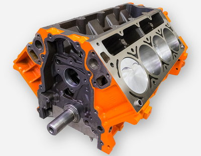 370 LQ9 LS Short Block Stroker Short Block Crate Engine