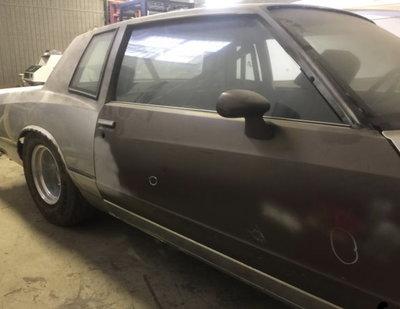 1985 Monte Carlo SS