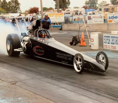 2004 Undercover Chassis Dragster
