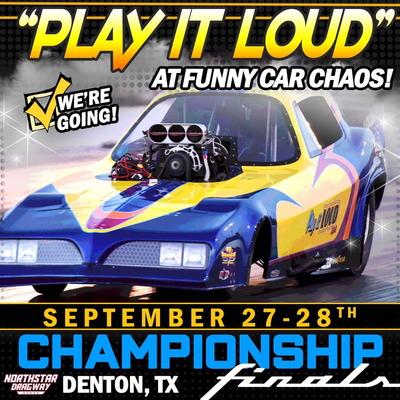 Play it Loud Funny Car