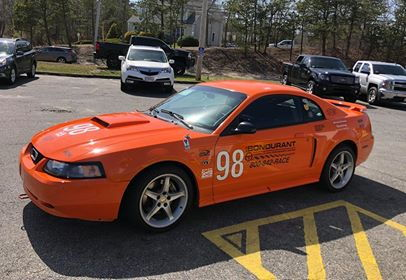 2001 Ford Mustang  for Sale $16,900
