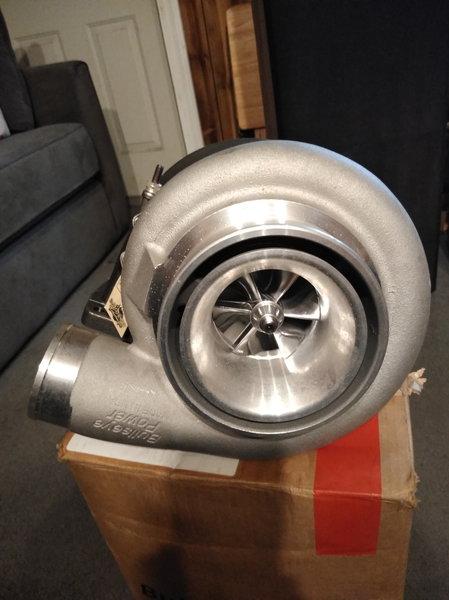 Bullseye Power 76mm turbo  for Sale $1,250