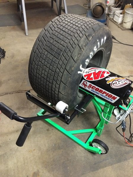 Tire Grinding Prep Stand for sale in Beatrice, NE, Price: $927