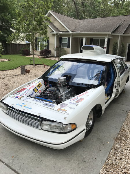 1994 Chevy Caprice -*Price Reduced