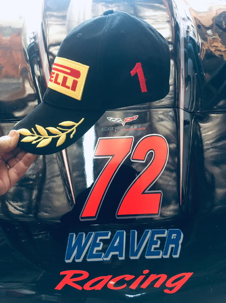 WEAVER CHASSIS CORVETTE  for Sale $125,000