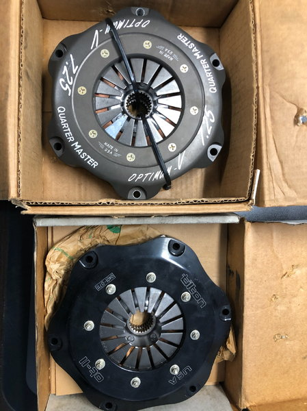 tilton, quatermater clutch  for Sale $500