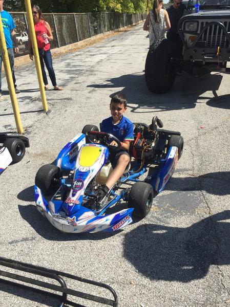Benik Missel V1 Race Kart  for Sale $3,500