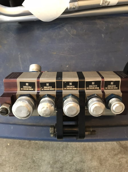5 stage oil pump   for Sale $350