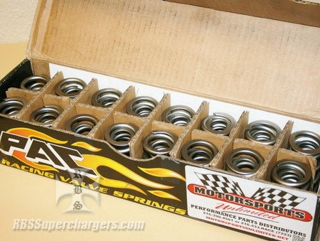 """Used Pac #1360 Dual Valve Springs 1.522"""" Dia.  for Sale $300"""