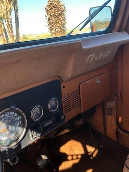 1978 Jeep CJ5  for Sale $17,250