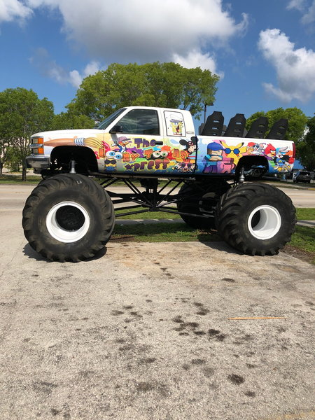 Monster Truck Ride Truck For Sale In Fort Myers Fl Racingjunk