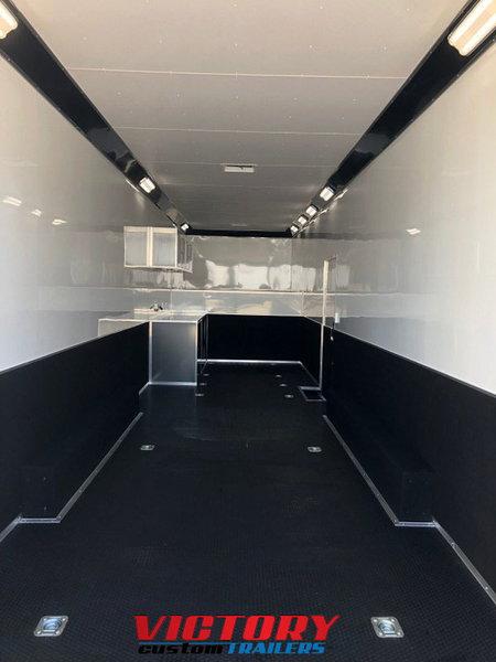 2019 Bravo 38' Gooseneck Sprint Car Trailer