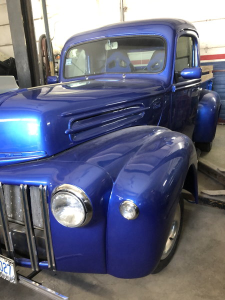 1947 Ford PU  for Sale $38,500