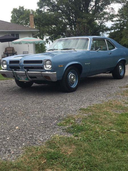 1971 Pontiac Ventura  for Sale $12,500