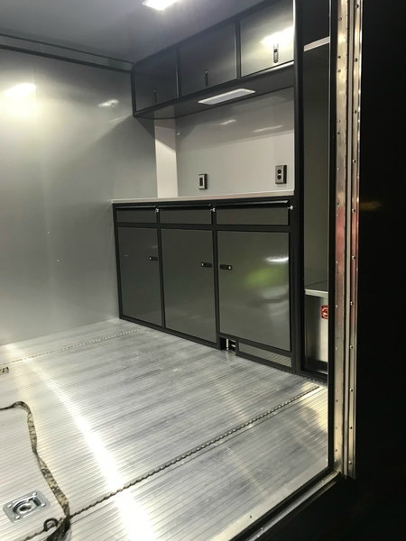 2018 InTech 26' Enclosed trailer  for Sale $29,900
