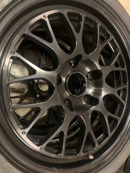 gt3 RS wheels