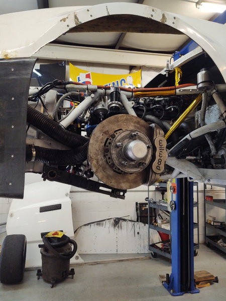 Howe TA2 GT2 Camaro