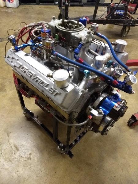 CHEV SB 383 Nitrous Race Engine  for Sale $6,950