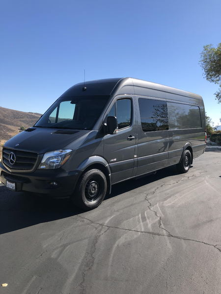 2015 Sprinter Moto-Van  for Sale $75,000