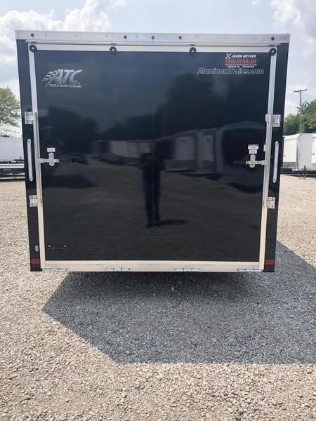 2019 ATC RAVAN 8.5X24 Car / Racing Trailer....STOCK # AT-215