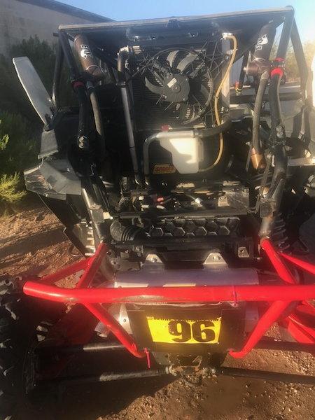 Polaris Race Ready Buggy RZR 1000 XP 2016