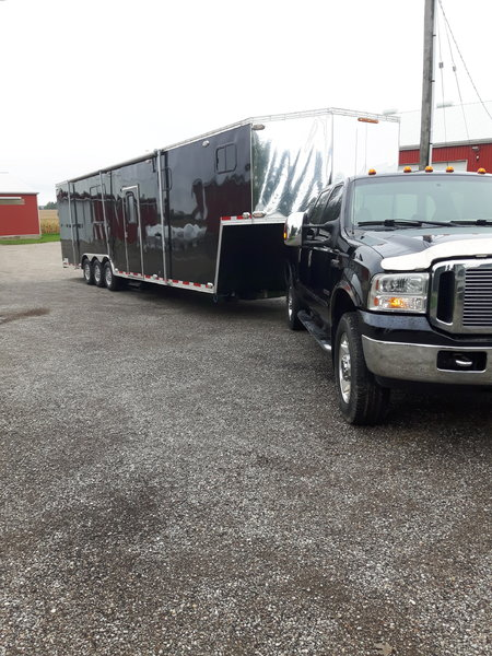 40' Custom Built Toy Hauler  for Sale $24,975