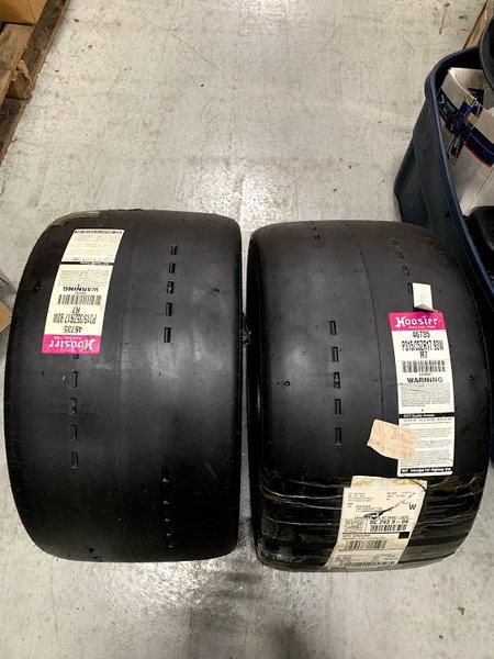 Hoosier R7 245/45/17   for Sale $450