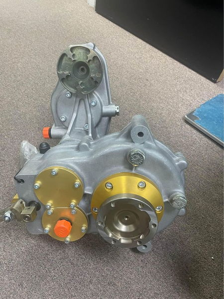 Quaife Transfer unit with Reverse  for Sale $5,250