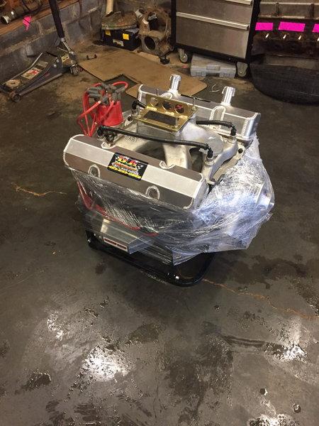 421 Race Motor  for Sale $10,000