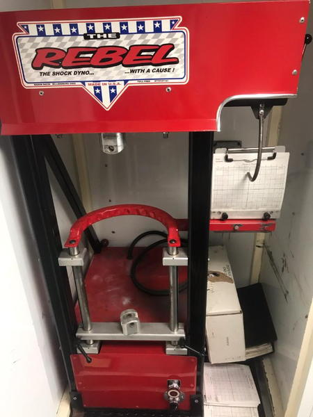 Rebel Shock Dyno  for Sale $1,999