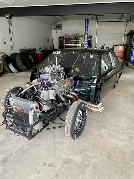 Buick Regal TURN KEY !!!!!! NHRA 6.0 Cert.  for Sale $50,000