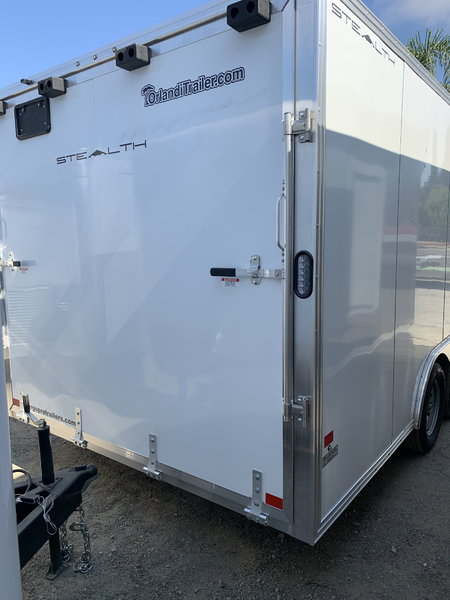 2020 STEALTH 8'X20'    for Sale $9,999