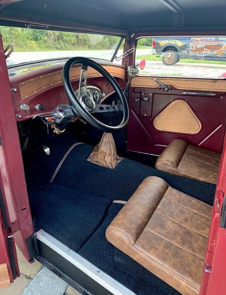 1933 Chevrolet High-Boy