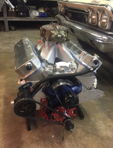 565 Big Block Chevy Engine, ALL NEW!! Dyno time only! 940 HP  for Sale $12,000