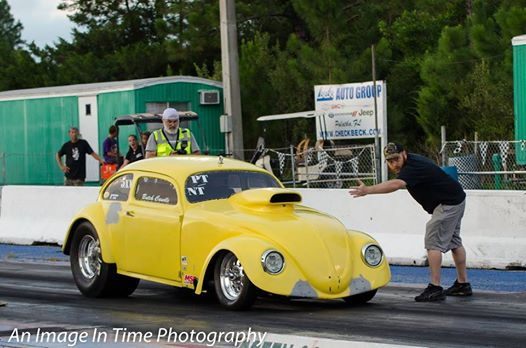74 VW Bug Drag Car
