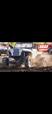Dirt/mud drag Jeep