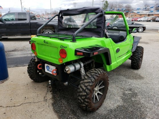 Used 2017 Duruxx DRX2 LSV ATV Street Legal  for Sale $12,990