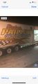 44 ft RACE CAR TRAILER
