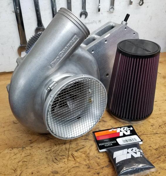 Procharger F2 Cog Tuner Kit BBC  for Sale $4,995