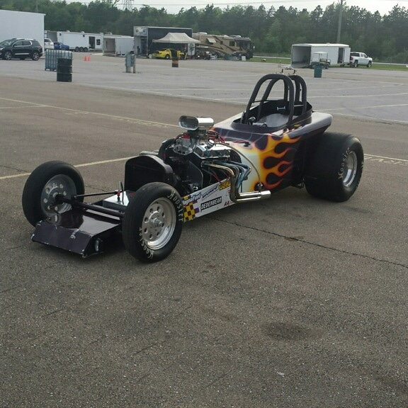23 T Altered sbc  for Sale $18,500