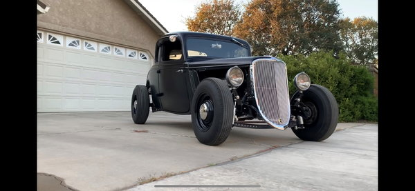 1933 Ford Model 40  for Sale $59,500