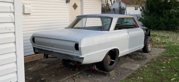 '63 Chevy Nova  for Sale $12,000