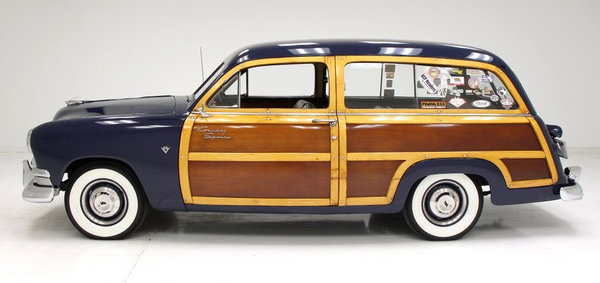 1951 Ford Country Squire  for Sale $41,000
