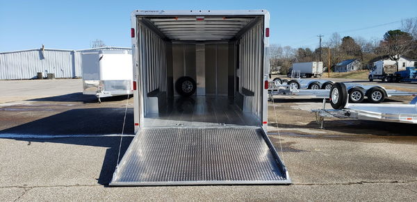 New 2019 20' Featherlite Model 4926 Enclosed Car Trailer  for Sale $17,900