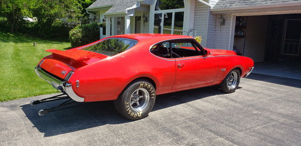 1969 Olds 442 for sale   for Sale $24,500