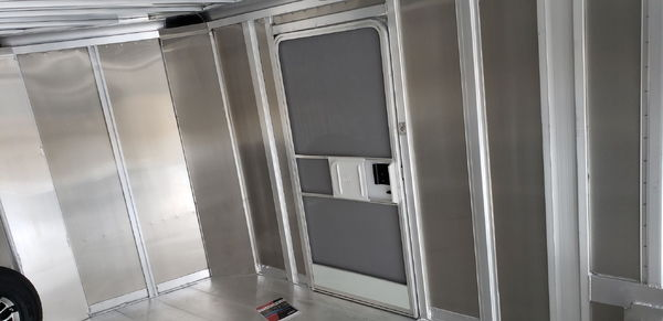 New 2019 22' Featherlite Model 4926 Enclosed Car Trailer  for Sale $22,900