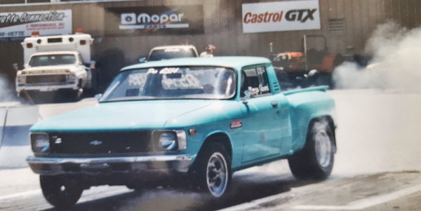 Chevy Luv Truck  for Sale $7,500